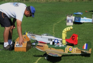 Oldham Model Aero Club